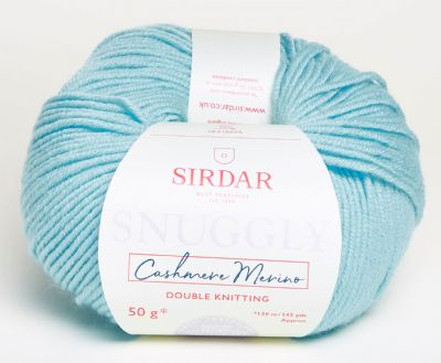Sirdar Snuggly Baby Cashmere Merino DK 50g - 465 Pool